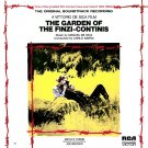 The Garden Of The Finzi-Continis - Original Soundtrack, Manuel De Sica OST LP/CD