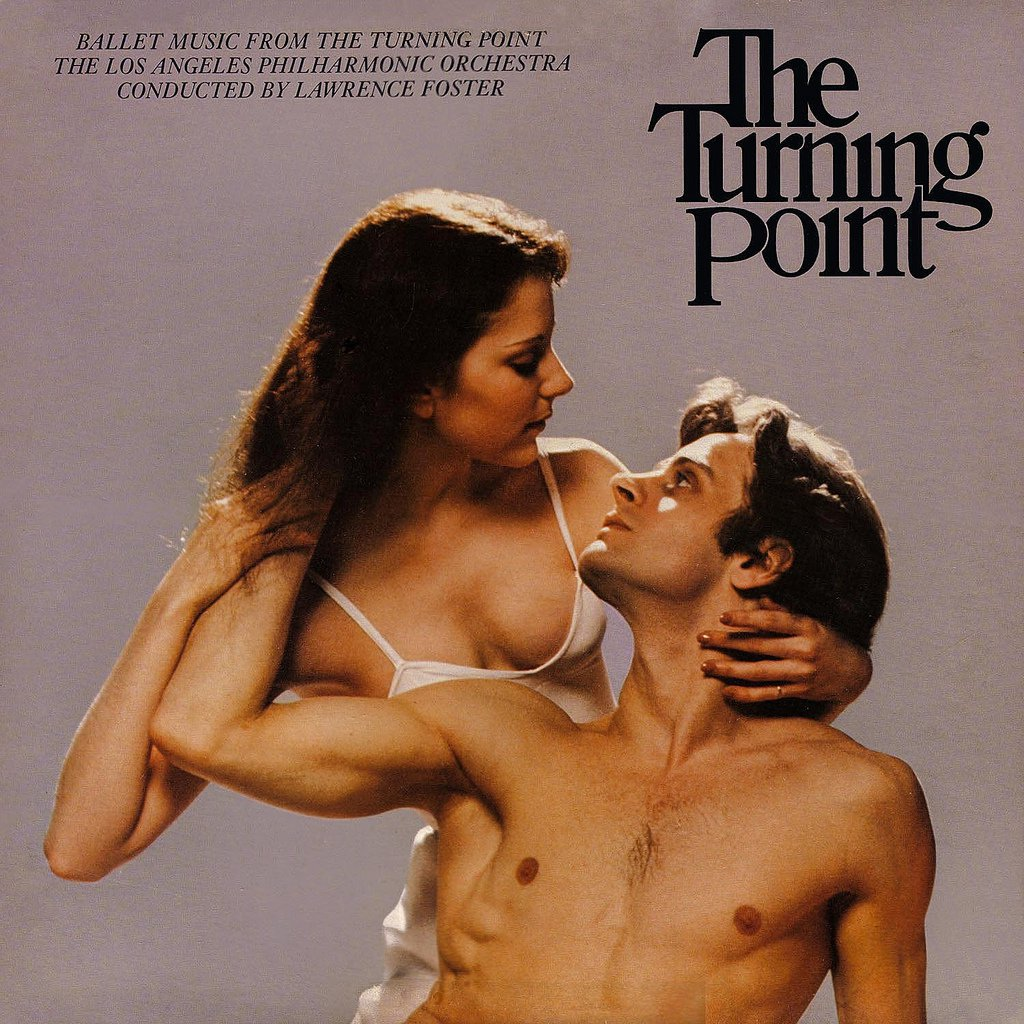 The Turning Point (1977) - Original Soundtrack, Ballet Music OST LP/CD
