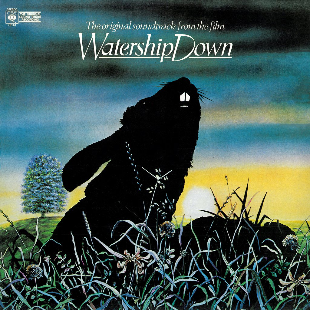 Watership Down - Original Soundtrack, Angela Morley OST LP/CD