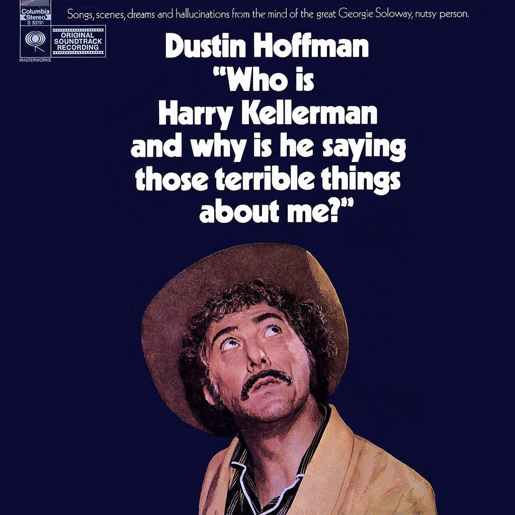 Who Is Harry Kellerman - Original Soundtrack, Shel Silverstein OST LP/CD