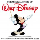 The Magical Music Of Walt Disney - 50 Years Of Original Soundtracks, Box Set LP/CD