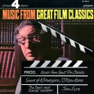 Music From Great Film Classics - Bernard Herrmann Soundtrack Collection LP/CD