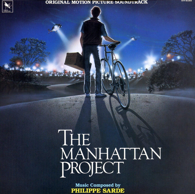 The Manhattan Project - Original Soundtrack, Philippe Sarde OST LP/CD