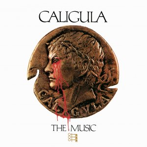Caligula (The Music) - Original Soundtrack, Bruno Nicolai OST LP/CD