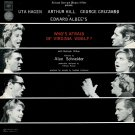 Edward Albee's Who's Afraid Of Virginia Woolf? - Original Broadway Cast Recording, 4 Disc Set LP/CD