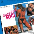 Blame It On Rio - Original Soundtrack, Ken Wannberg OST LP/CD