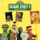 The Official Sesame Street 2 Record Album - Original Cast Soundtrack LP/CD