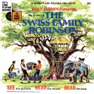 Walt Disney presents the story of The Swiss Family Robinson - See-Hear-Read Soundtrack & Book EP/CD