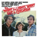 The Night The Lights Went Out In Georgia - Original Soundtrack, David Shire OST LP/CD