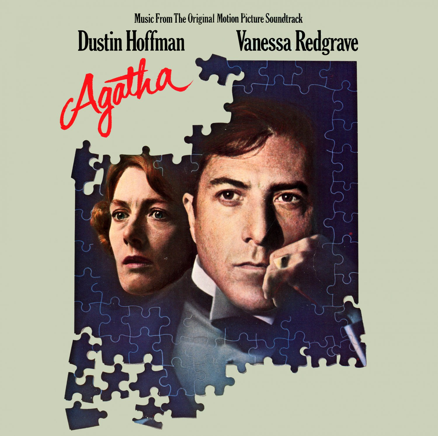 Agatha - Original Soundtrack, Johnny Mandel OST LP/CD