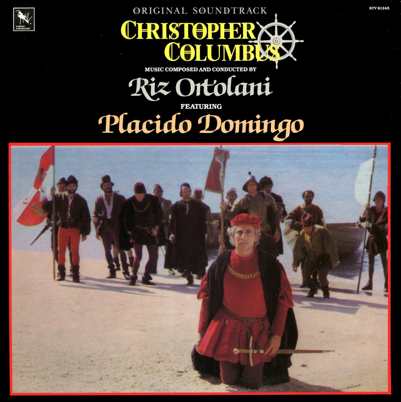 Christopher Columbus - Original Soundtrack, Riz Ortolani OST LP/CD