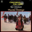 Christopher Columbus - Original Soundtrack, Riz Ortolani OST LP/CD