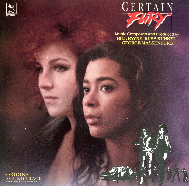 Certain Fury - Original Soundtrack, Bill Payne OST LP/CD