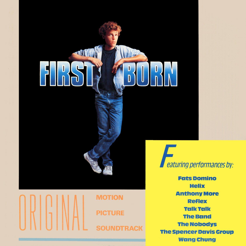 First Born (1984) - Original Soundtrack, Talk Talk OST LP/CD