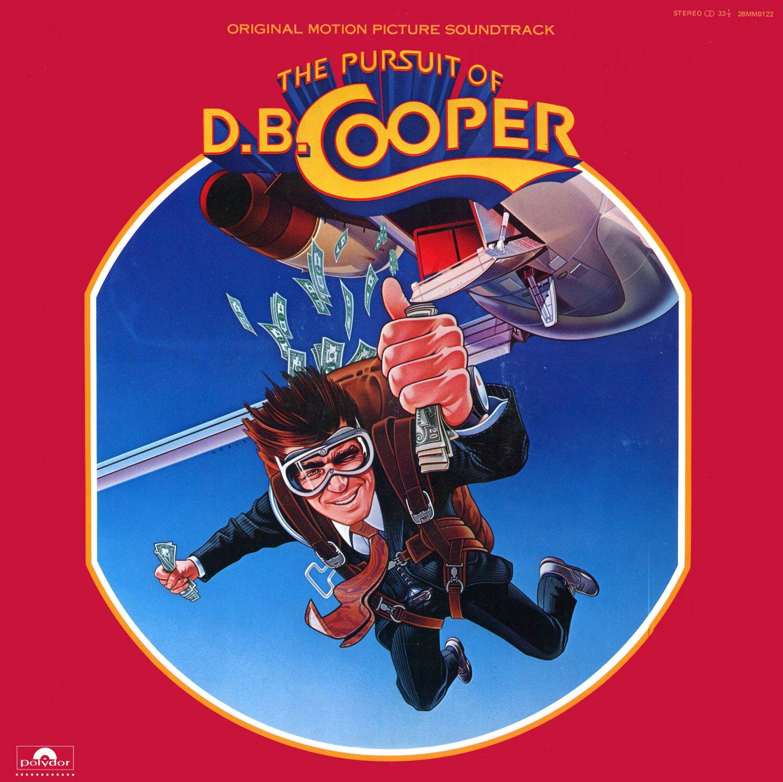 The Pursuit Of D.B. Cooper - Original Soundtrack, James Horner OST LP/CD DB