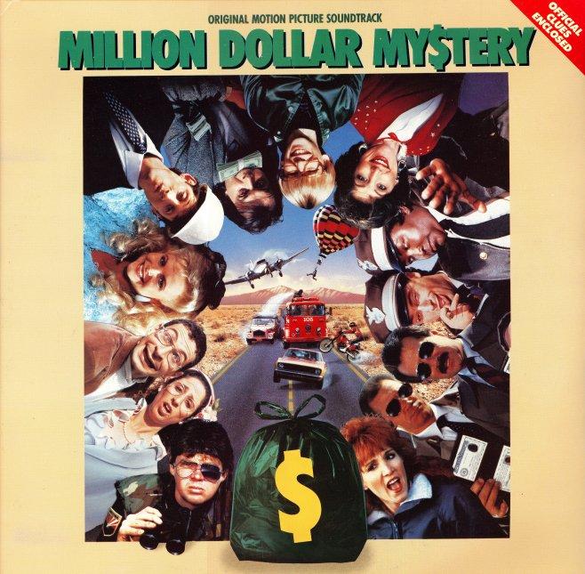 Million Dollar Mystery - Original Soundtrack, Al Gorgoni OST LP/CD