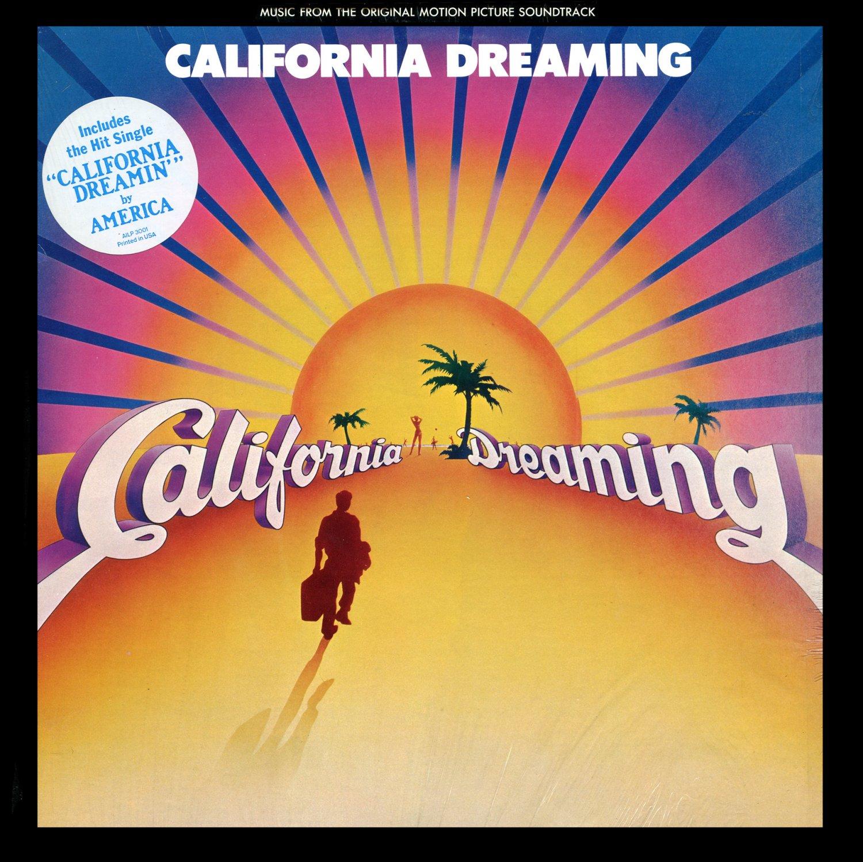 California Dreaming Original Soundtrack Fred Karlin Ost