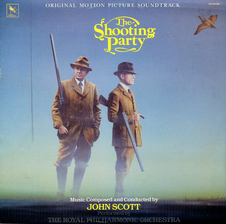 Shooting Party - Original Soundtrack, John Scott OST LP/CD