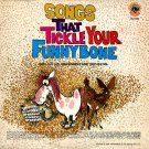 Songs That Tickle Your Funny Bone - Wonderland Records Music Collection LP/CD