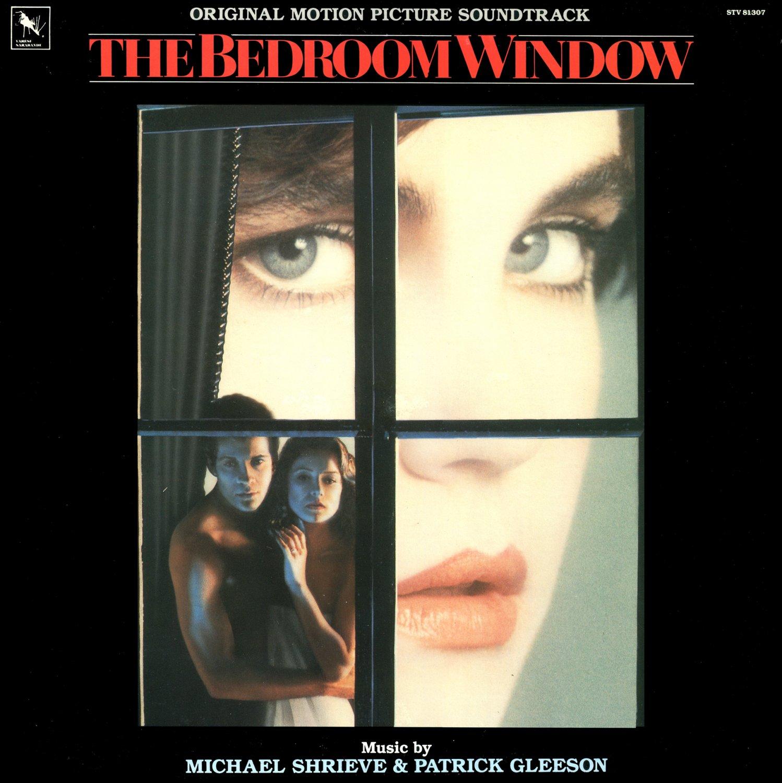 The Bedroom Window - Original Soundtrack, Michael Shrieve & Partick Gleeson OST LP/CD