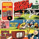 Bugs Bunny 3 Funny Stories - Looney Tunes Stories, Peter Pan Book & Record LP/CD
