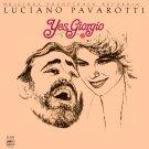 Yes, Giorgio - Original Soundtrack, Luciano Pavarotti & John Williams OST LP/CD