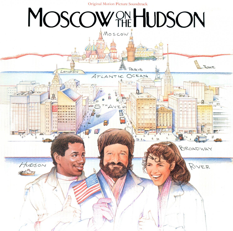 Moscow On The Hudson - Original Soundtrack, David McHugh OST LP/CD