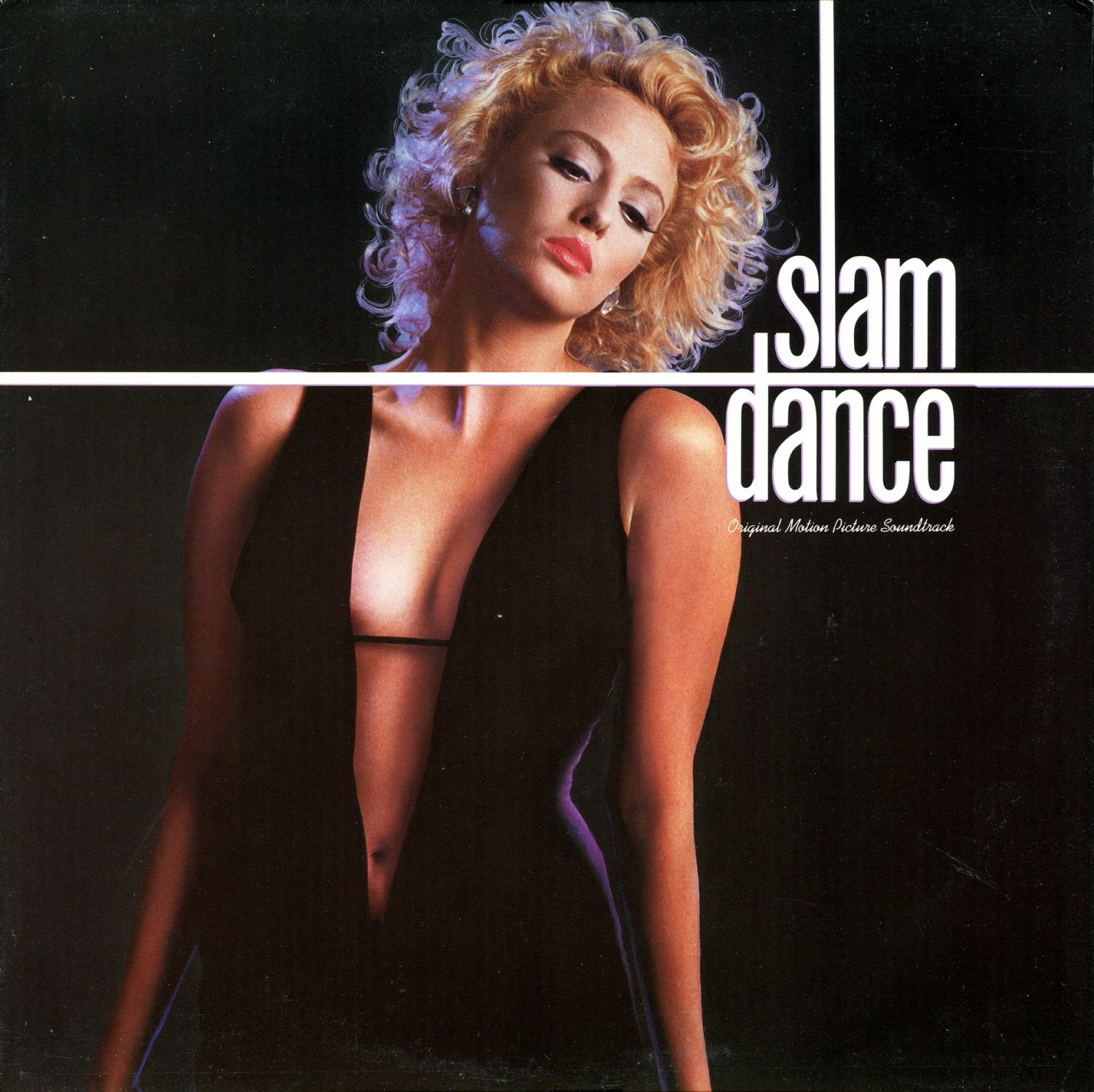 Slam Dance - Original Soundtrack, Mitchell Froom OST LP/CD