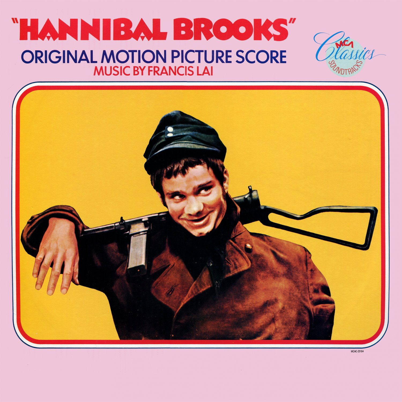 Hannibal Brooks - Original Soundtrack, Francis Lai OST LP/CD