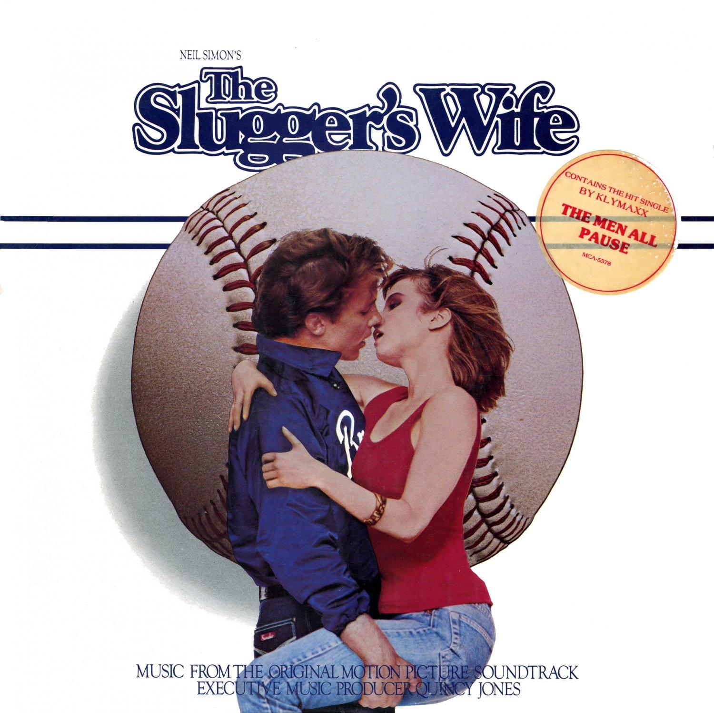 The Slugger's Wife - Original Soundtrack, Rebecca De Mornay OST LP/CD