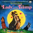 Lady And The Tramp - Walt Disney Storyteller Soundtrack LP/CD
