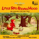 Little Red Riding Hood & Others - Walt Disney Story Soundtrack LP/CD