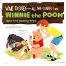 All the Songs from Winnie The Pooh and the Honey Tree - Walt Disney Soundtarck LP/CD