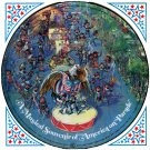 A Musical Souvenir of America On Parade - Walt Disney World Soundtrack, Picture Disc LP/CD