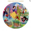 Snow White And The Seven Dwarfs - Original Disney Soundtrack, Picture Disc LP/CD