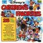 Disney's Children's Favorites, Volume I - Disneyland Song Collection, Larry Groce LP/CD 1