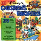 Disney's Children's Favorites, Volume II - Disneyland Song Collection, Larry Groce LP/CD 2