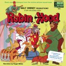 Robin Hood - Walt Disney Story & Songs Soundtrack, Roger Miller LP/CD