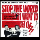 Stop The World, I Want To Get Off! - Original 1966 Film Soundtrack, Leslie Bricusse OST LP/CD