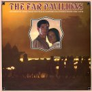 The Far Pavilions - Original HBO Soundtrack, Carl Davis OST LP/CD