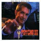 Psycho III / 3 - Original Soundtrack, Carter Burwell OST LP/CD