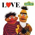 Love - Sesame Street Soundtrack, Song Collection LP/CD