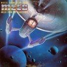 Meco - Music From Star Trek & The Black Hole, Soundtrack Collection LP/CD