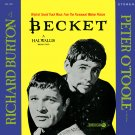 Becket - Original Soundtrack, Laurence Rosenthal OST LP/CD