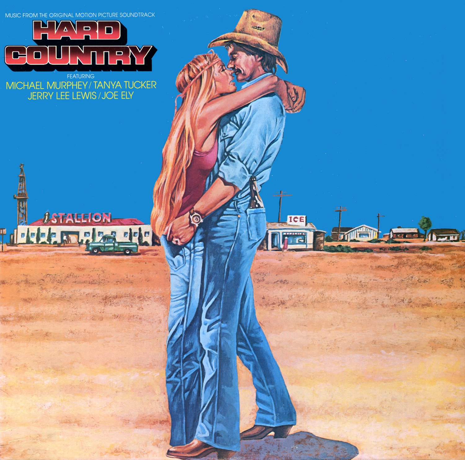 Hard Country - Original Soundtrack, Tanya Tucker OST LP/CD