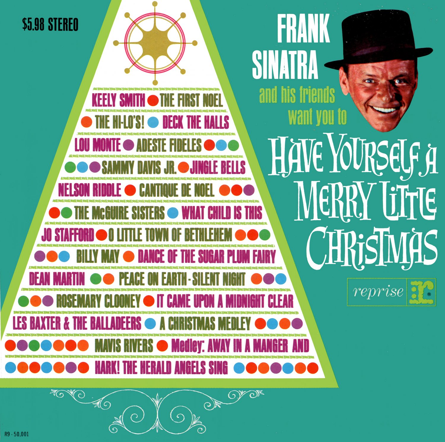 Have Yourself A Merry Little Christmas - Frank Sinatra and His ...