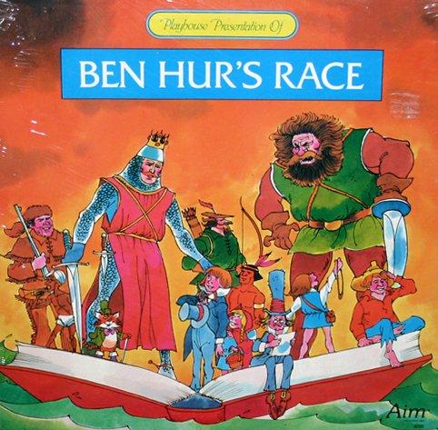 Ben Hur's Race - Children's Storyteller LP/CD