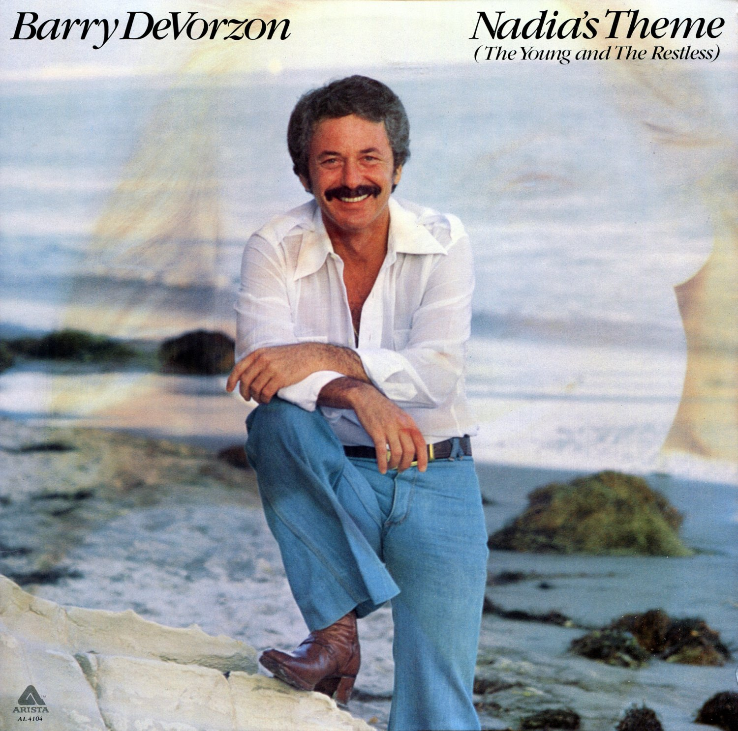 Barry De Vorzon - Nadia's Theme (The Young And The Restless), Soundtrack/Music Collection LP/CD