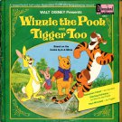Winnie The Pooh and Tigger Too - Walt Disney Soundtrack/Story LP/CD