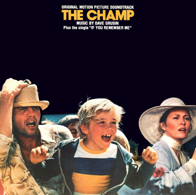 The Champ - Original Soundtrack, Dave Grusin OST LP/CD
